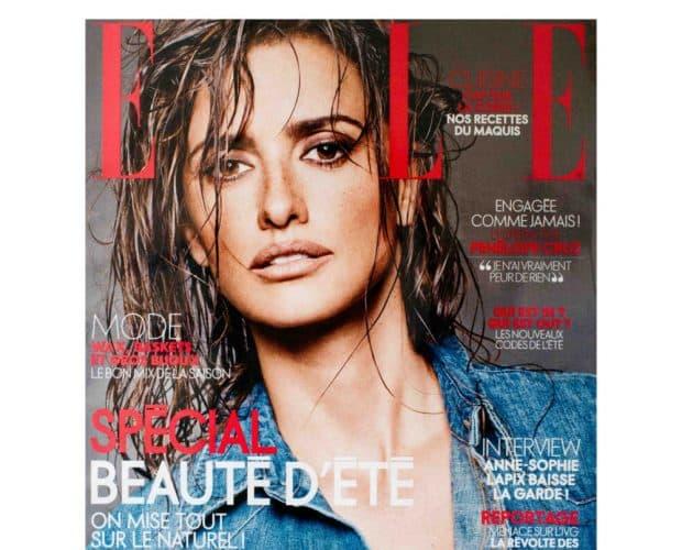 Magazine Elle du mois de mai