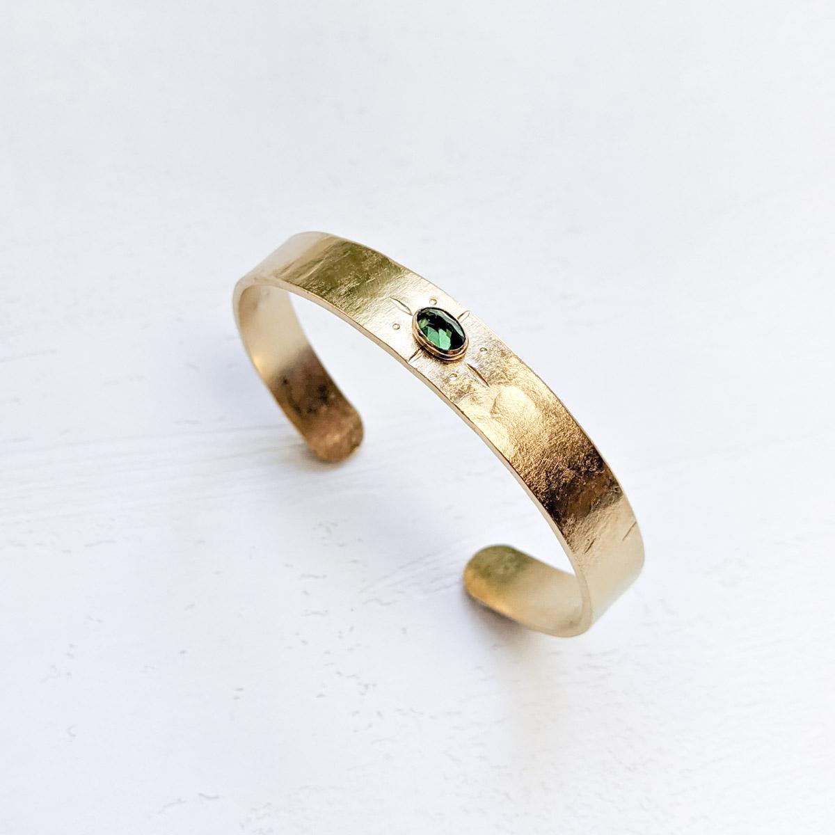 bracelet-kilim-vert